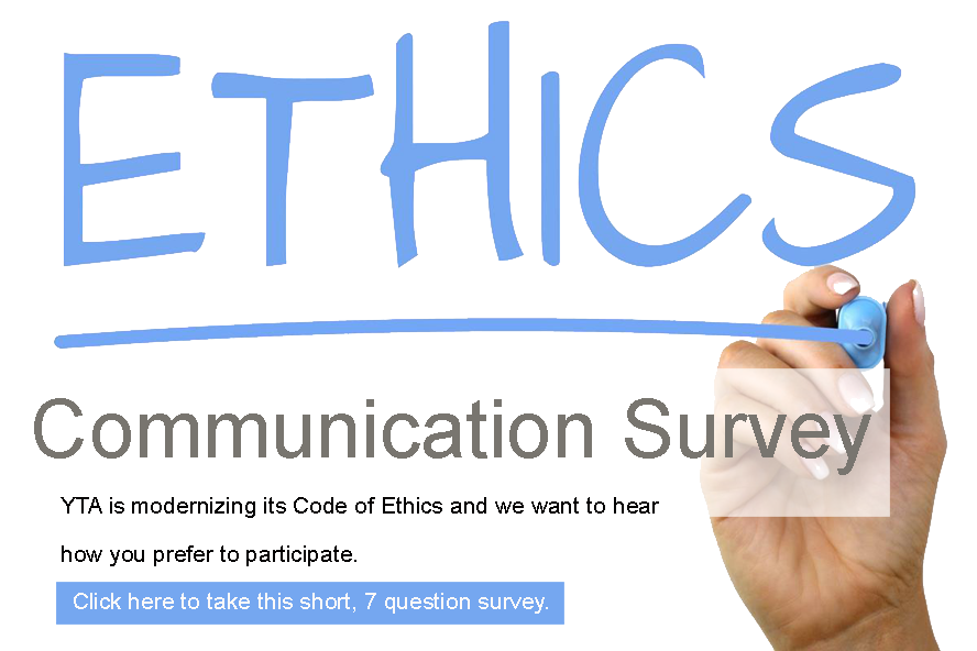 ethics communication survey banner